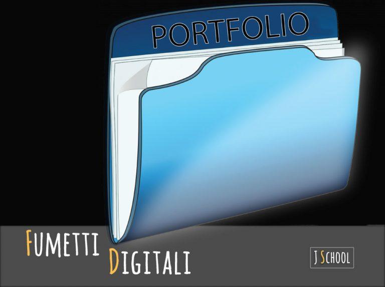 JmotionSchool Corso di Digital Painting Fumetti Digitali Portfolioolio
